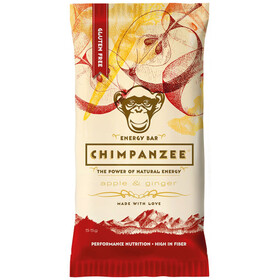 Chimpanzee Energy Bar Vegan Apfel & Ingwer 55g